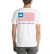 Red White and Blue Crab Unisex T-Shirt