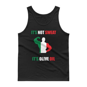 Italians Sweat Olive Oil Tank