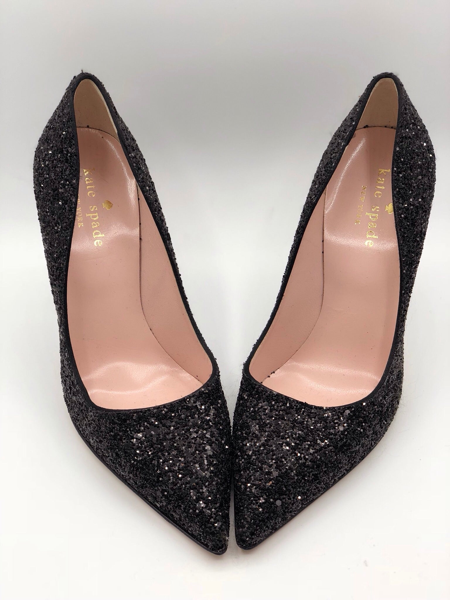 991c3a9ab764 ... Load image into Gallery viewer, Kate Spade - Sparkle Heels