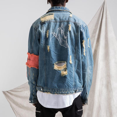 Xanth Denim Jacket