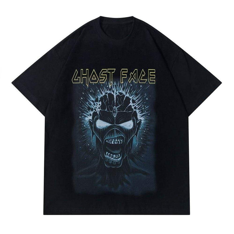 """Ghost Face"" T Shirt"