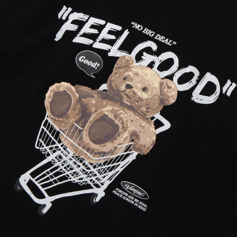 """Feel Good Bear"" T Shirt"