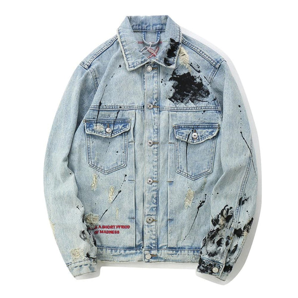 """Soul"" Denim Jacket"