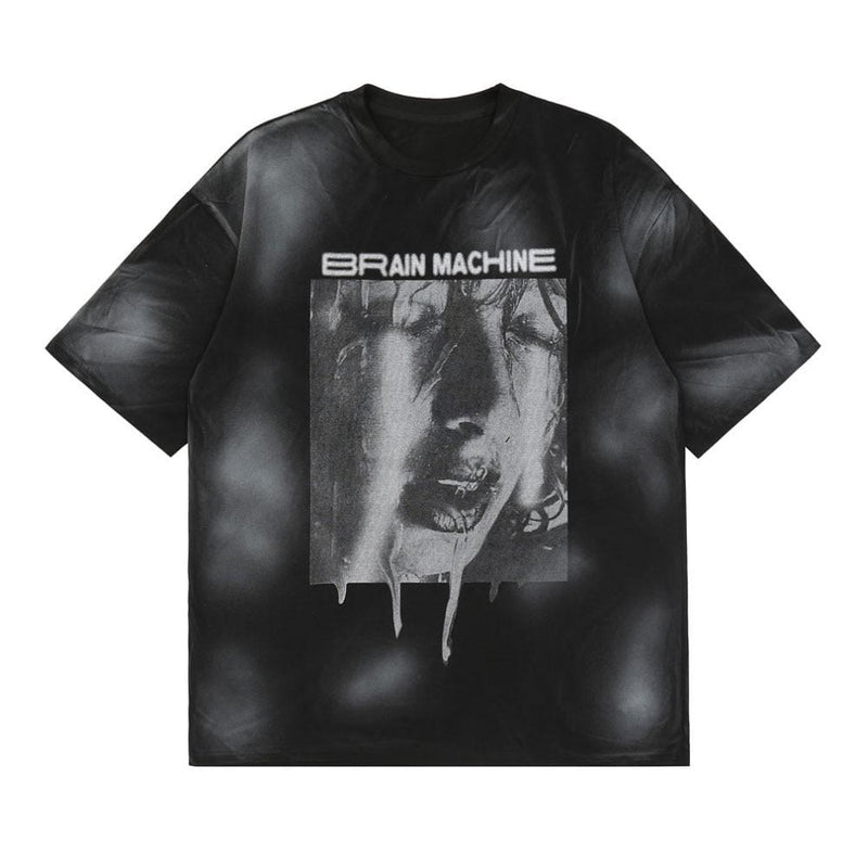 """Brain Machine"" T Shirt"