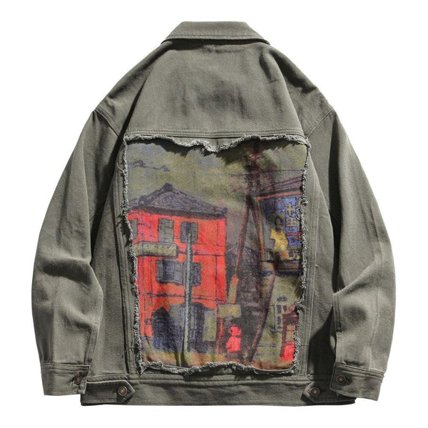 """Town"" Denim Jacket"