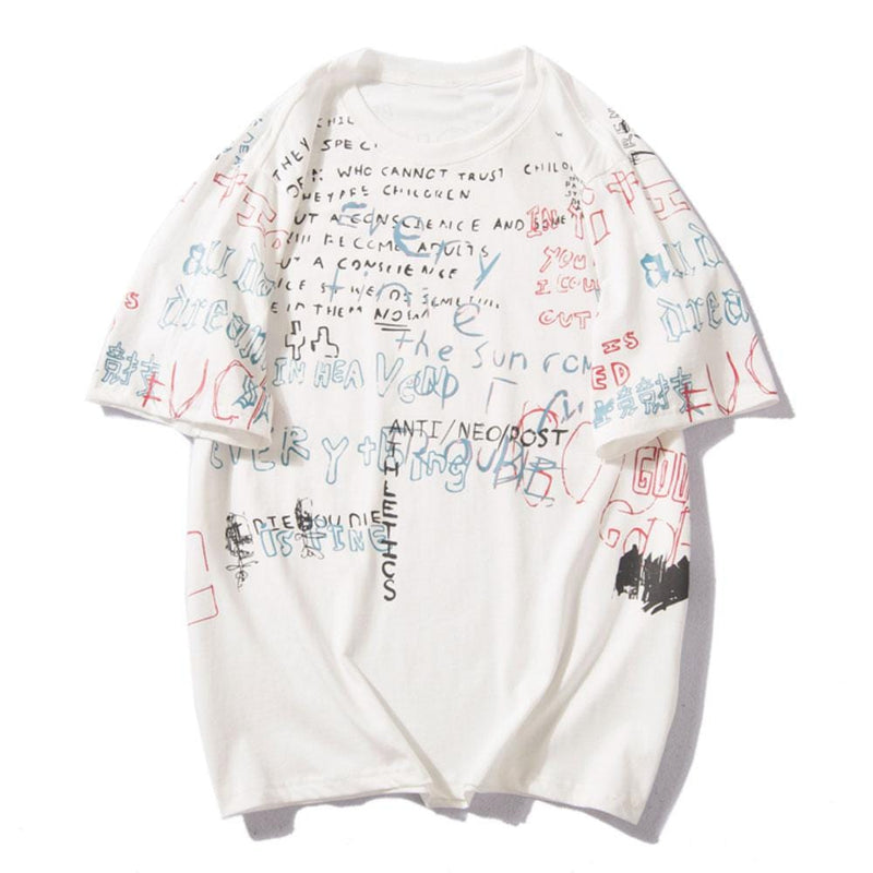 """Graffito"" T-Shirt"