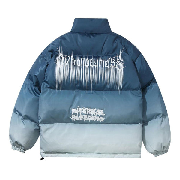 """Hollowness"" Puffer Jacket"