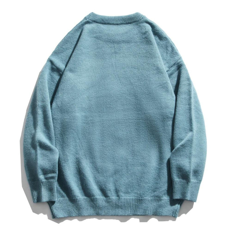 """Sidewind"" Sweater"