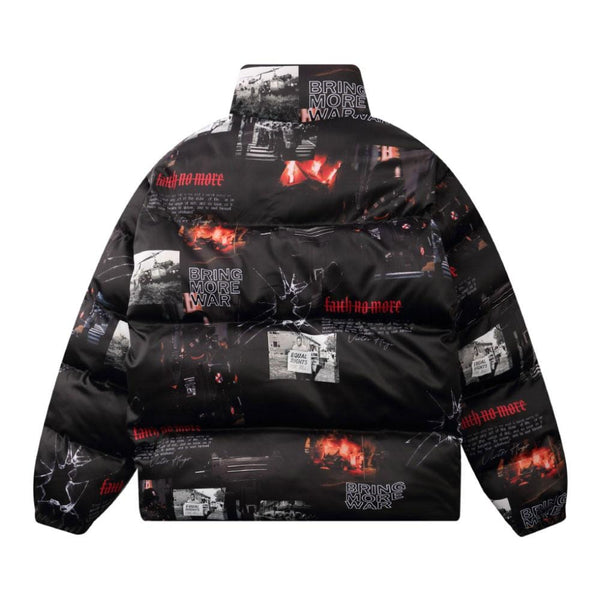 """Faith"" Puffer Jacket"