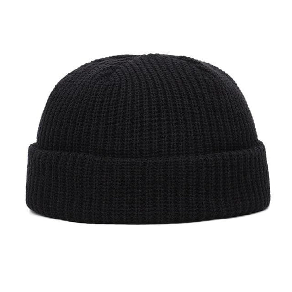 Dome Knitted Beanie