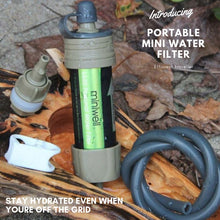 Load image into Gallery viewer, Portable Mini Water Filter