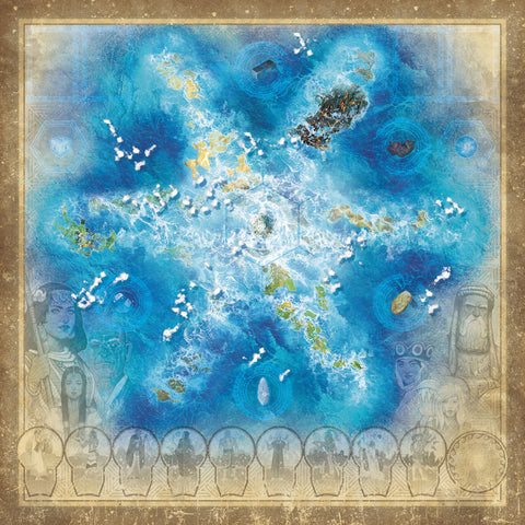 Atlantis Rising - Play Mat