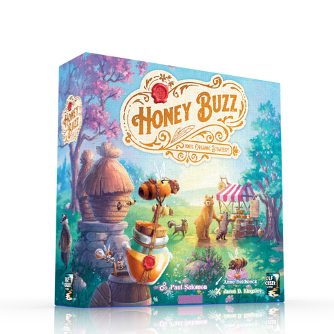 Honey Buzz, Kickstarter Deluxe Edition