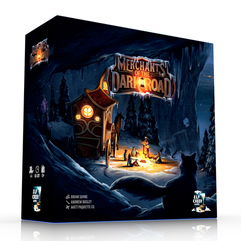 Merchants of the Dark Road, Kickstarter Deluxe Edition