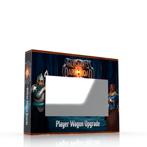 Merchants Deluxe Player Wagon Upgrade