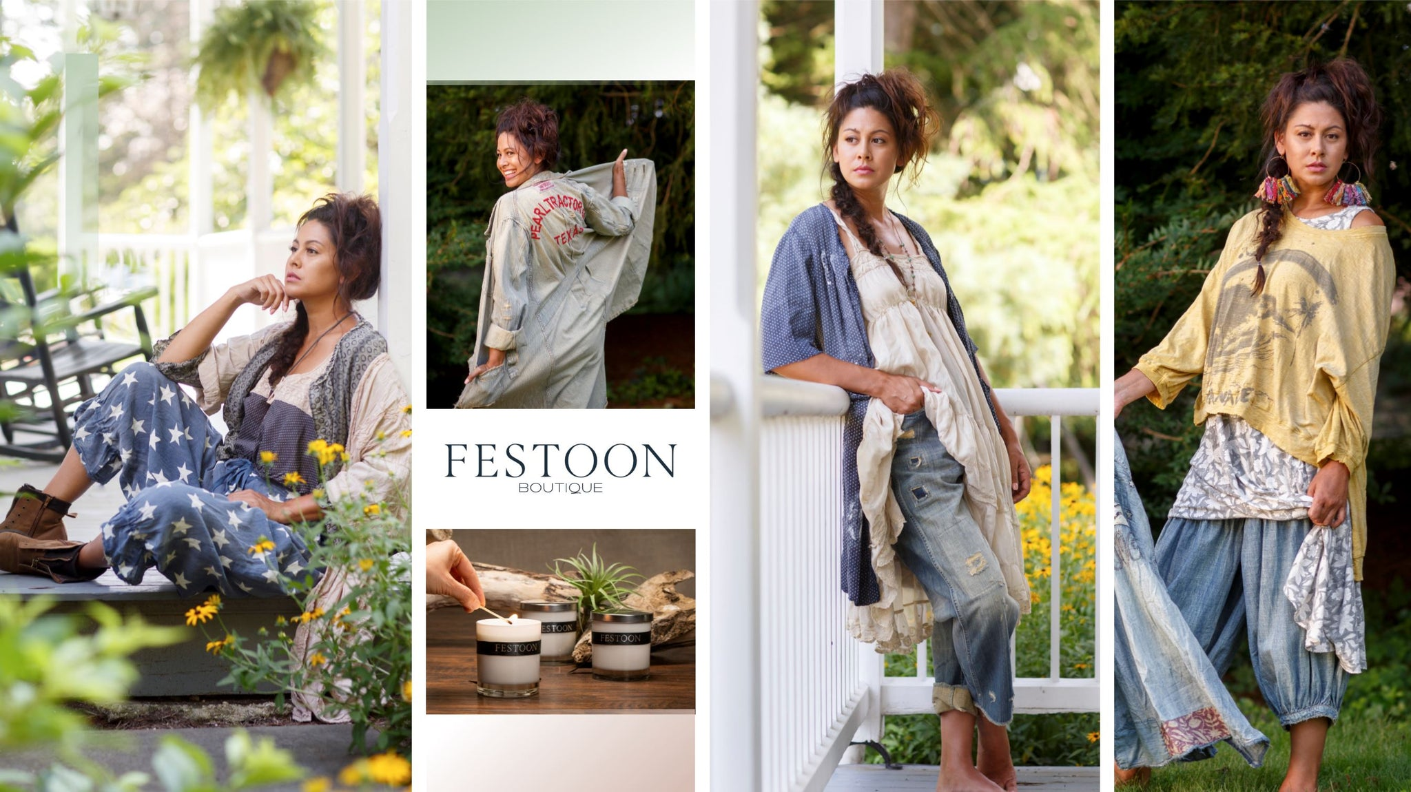 Fig Magazine Velocity 2019 Advertisement for Festoon