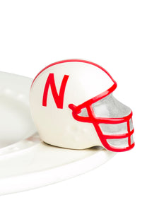 Nebraska Cornhuskers - Nora Fleming Mini - Festoon Boutique