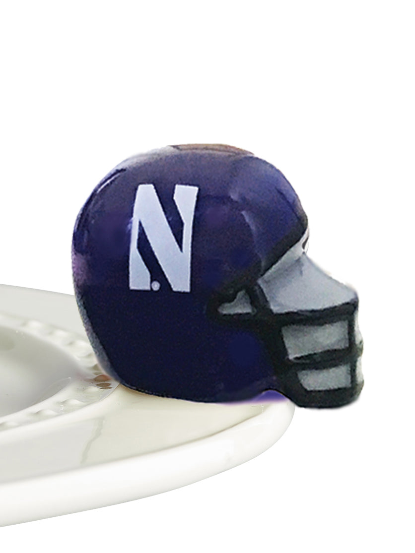 Northwestern Wildcats - Nora Fleming Mini - Festoon Boutique
