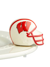 Wisconsin Badgers - Nora Fleming Mini