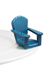 Blue Adirondack - Nora Fleming Mini
