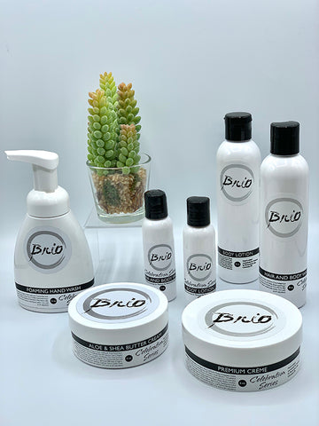 Brio Personal Care: The Celebration Collection - Festoon Boutique