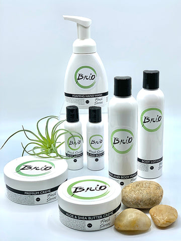 Brio Personal Care: The Fresh Collection - Festoon Boutique