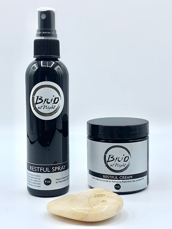 Brio Personal Care: The Nighttime Collection - Festoon Boutique