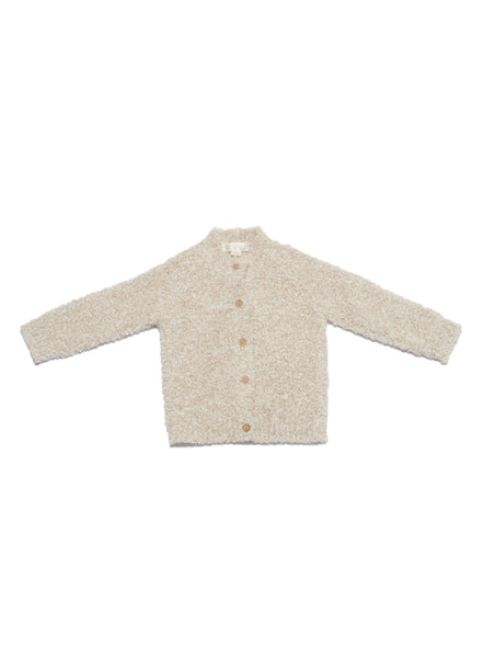 Barefoot Dreams Infant Heathered Cardi