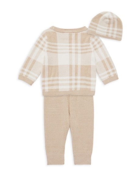 Barefoot Dreams Plaid Baby Bundle Set