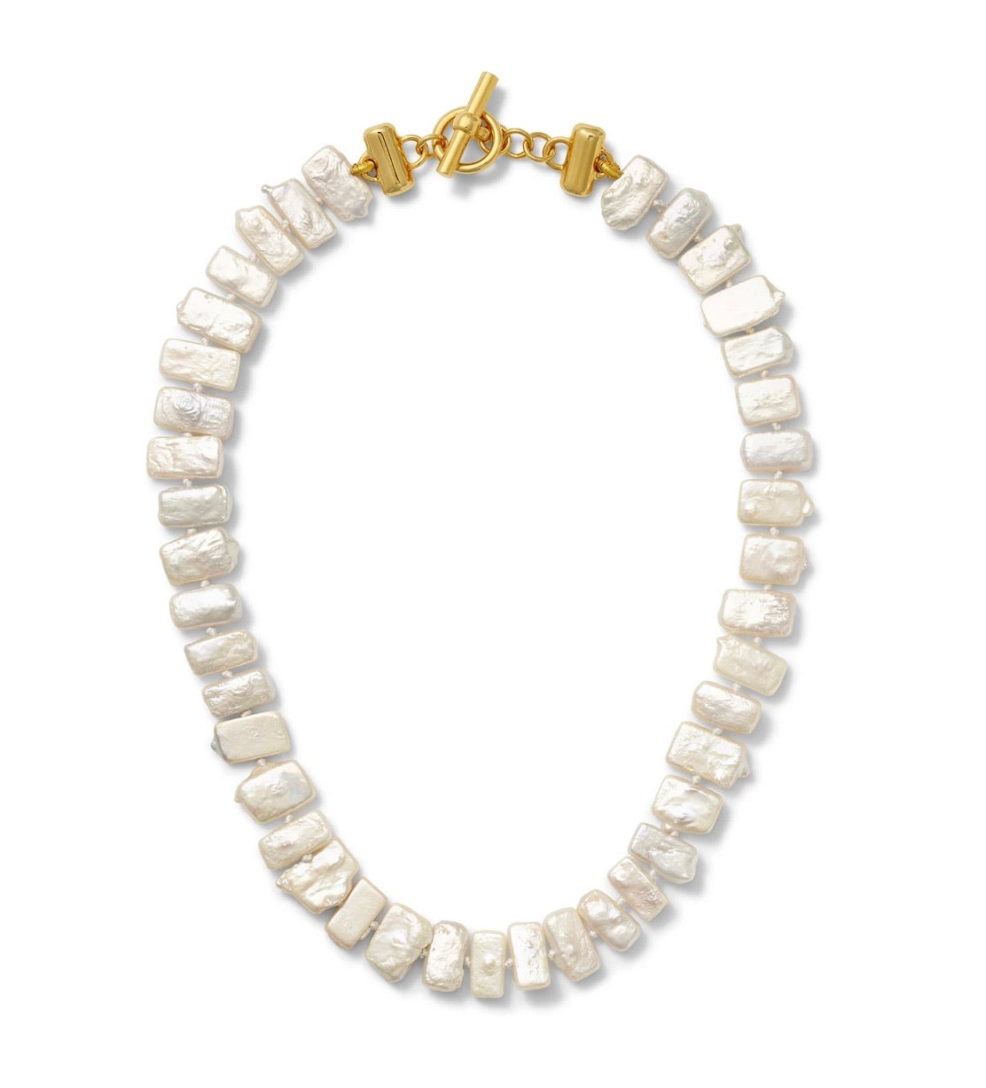 Catherine Canino Chiclets Necklace
