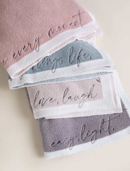 Barefoot Dreams Inspiration Blankets