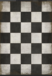 PATTERN #7 CHECKERED PAST