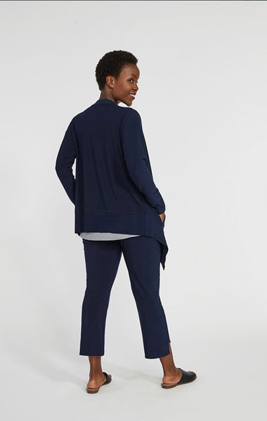 Sympli Motion Trim Cardigan