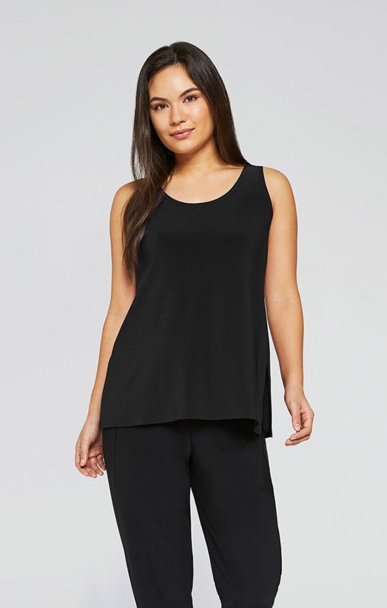 Sympli Go To Tank Relax, Black