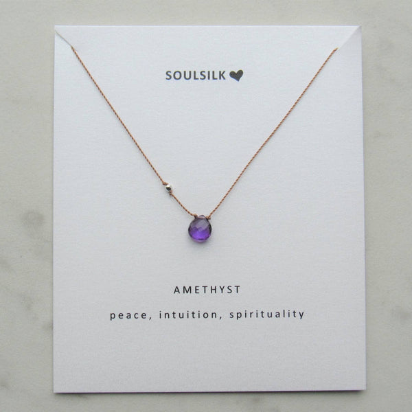 Soulsilk Necklaces