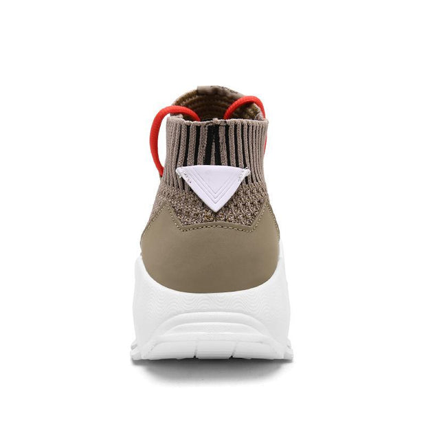 Men's High-top Socks Shoes - pearlzone