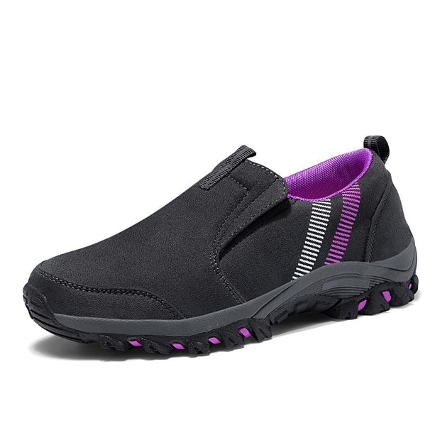 Pearlzone_Female Safety  Middle-aged Mother Shoes