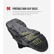 Pearlzone_Men Couple Non-slip Wear-resistant Breathable Shoes