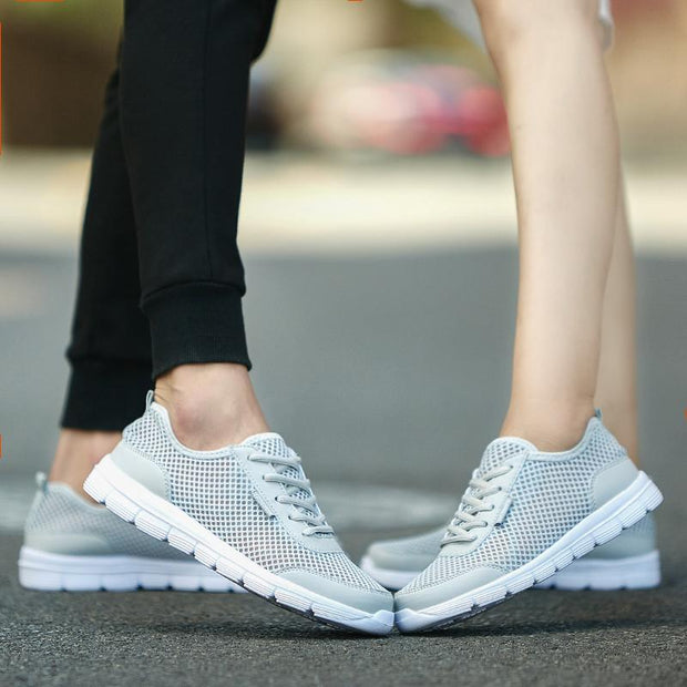 Women's sports and leisure handmade shoes