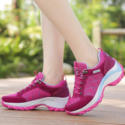 Women Large Size Thick Sole Rocking Shoes