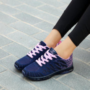 Women's Autumn Flying Weaving Athletic Shoes