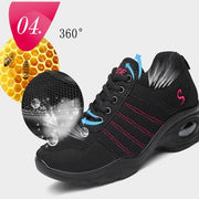 117020 Ladies casual fashion dance shoes