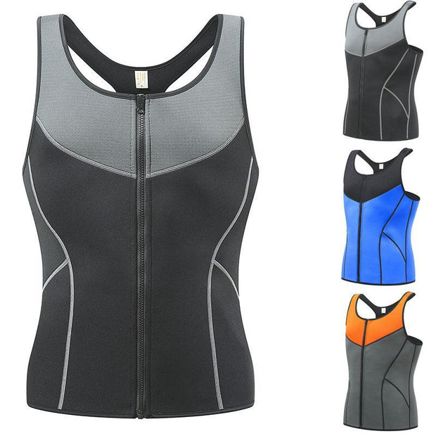Men's Slimming GYM Neoprene Fitness Vest Shapewear