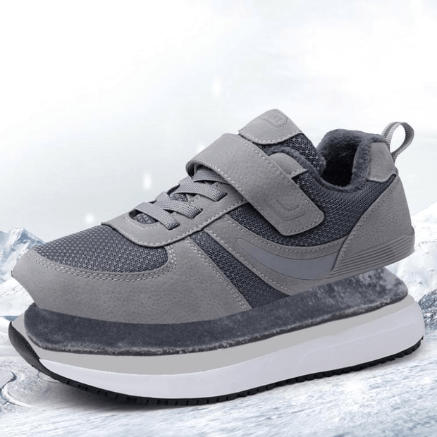 Women Plus Cotton Non-slip Walking Sneakers
