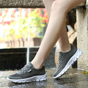 Women's Casual Fashion Sports Mesh Sneakers