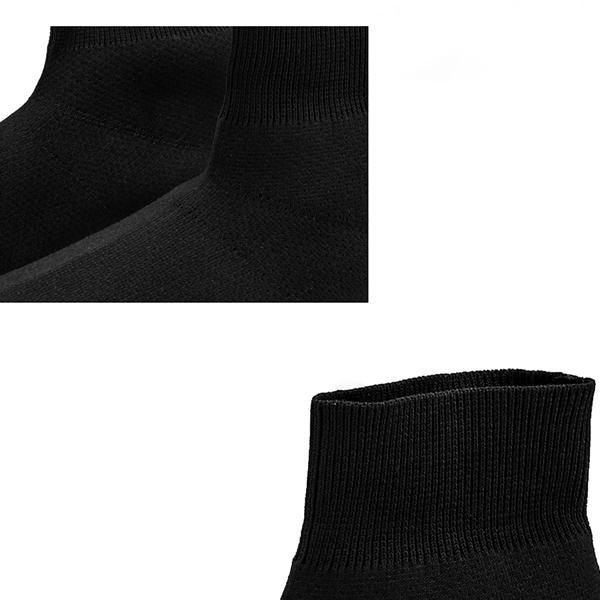 Men's Warm Plus Cotton Flying Woven Socks Shoes