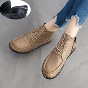 Women's Retro Soft Sole Comfortable Boots