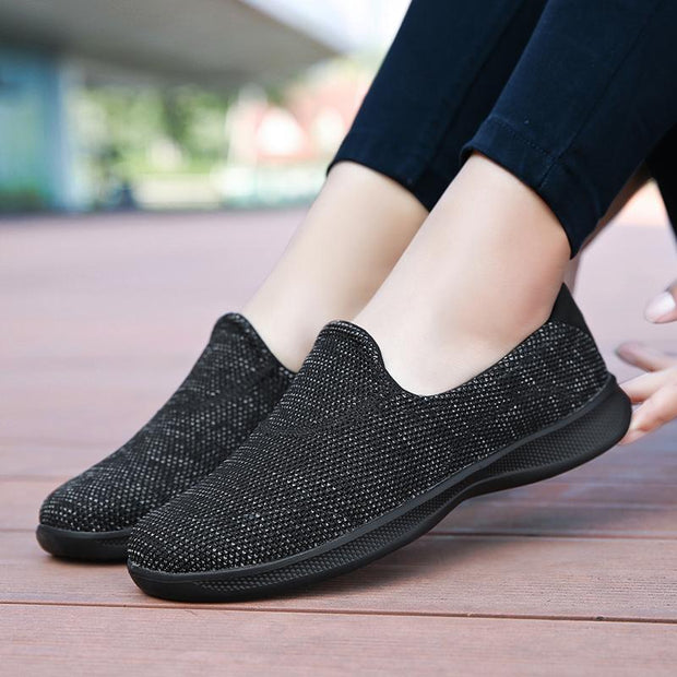 Women's Breathable Cosy Flats