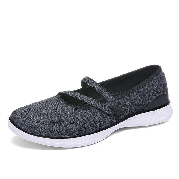 Women's Comfortable Casual Strap Walking Shoes