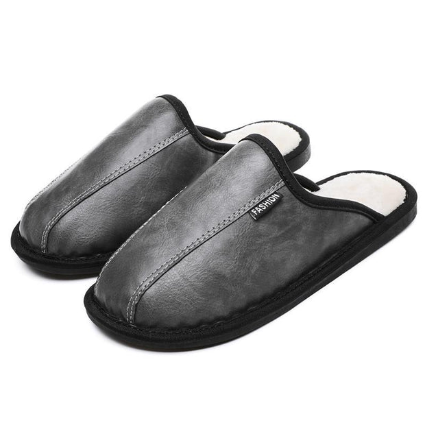 Men's Home Warm Cotton Slippers
